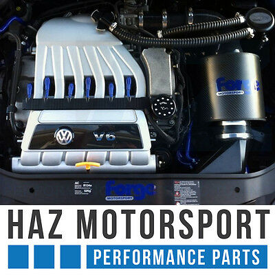 Audi A3 3.2 V6 8P 250 Forge Motorsport Induction Intake Air Filter Kit FMIND32A3