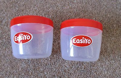 Two Easiyo 250g Lunch Takers Tubs