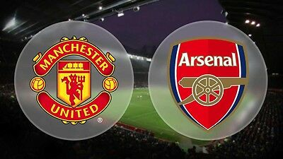 Man United V Arsenal Match Day Programme From 19-11-16