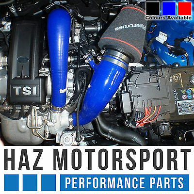 Seat Ibiza/Skoda Fabia 1.2 TSI -14 Forge Induction Intake Air Filter Kit BLUE