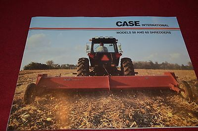 Case International 25 Years Of Axial Flow Combines Brochure YABE10 vr2
