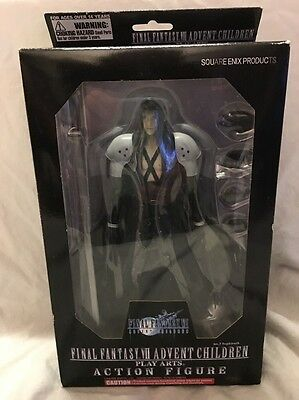 Final Fantasy Advent Children Sephiroth Square Enix Products Play Arts