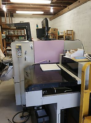 Philips/Assembleon Emerald X Pick and Place Machine With Electric Feeders Cal