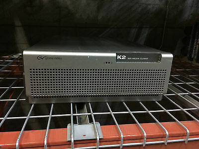 Grass Valley K2-sd-04 Sdi Media Server~FREE SHIP!