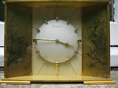 Antique Jaeger LaCoutra clock