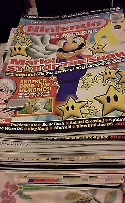 1 collection of 56 official Nintendo magazines / from March 2005 to Sept. 2010