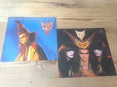 Doctor & The Medics 2 X Vinyl 12 Inch Singles Inc Spirit In The Sky 5 Trk*ex/ex