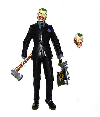 DC Collectibles The Joker Designer Series By Greg Capullo Loose Action Figure