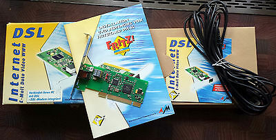Fritz!card DSL PCI AVM  SL 20001611
