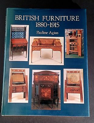 BRITISH FURNITURE Pauline Agius Late Victorian Edwardian