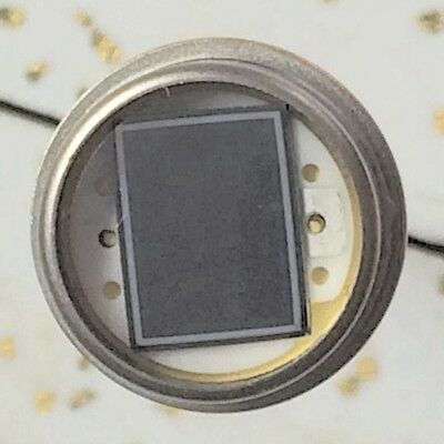 SD 2477 Photodiode photometric radiometric Silicon Gold 3 lead TO-8 6 X 8 mm