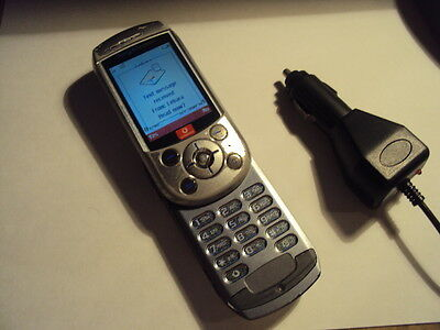 Original Retro Sony Ericsson S700I Made In Japan Mobile Phone On Vodafone/lebara