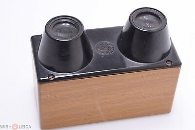 READ*    UNIS FRANCE 47x105MM 3D STEREO VIEWER, STEREOSCOPE FOR TRANSPARENTS