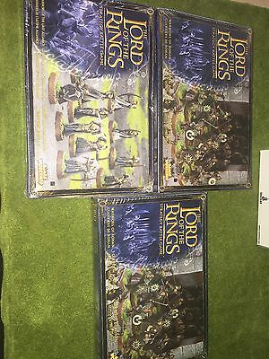 Warhammer/Lord Of The Rings Set Warriors Of Rohan/last Alliance (24) Per Box