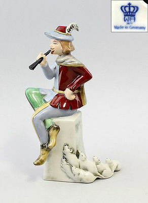 a1-42245 WAGNER & APEL Pied Piper Of Hamelin  Figure Figurines