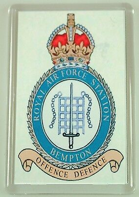 Royal Air Force Station Stradishall ® Lapel Pin Badge Gift RAF