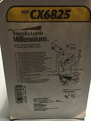 Bausch & Lomb CX6825 Pneumatic Vitrectomy Pack