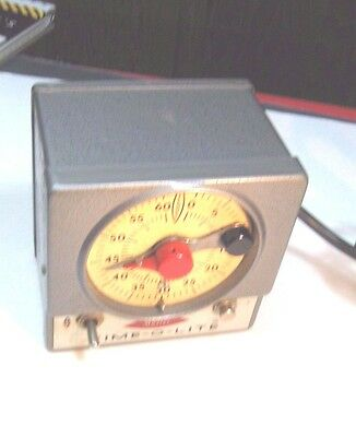 Time-O-Lite Master Darkroom Control Timer Model M-59 from Industrial Timer Corp
