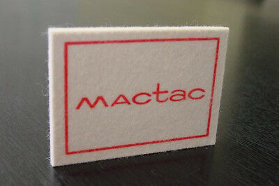 Mactac Fiber Felt Squeegee - 6 Pcs - In Stock And Ready To Ship
