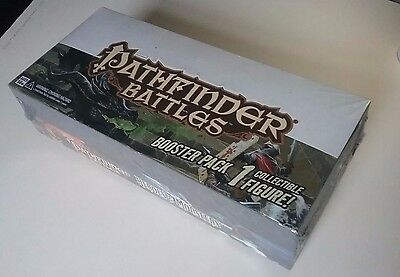 Pathfinder Battles - Heroes and Monsters Packs x 16 and 3 Large Minis NEW