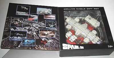 Product Enterprise Gerry Anderson Space 1999 Deluxe Eagle Gift Set
