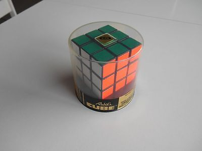 Vintage Rubik's Cube 3x3 +++ Sealed Unopened +++ 1980 Made in Hungary +++