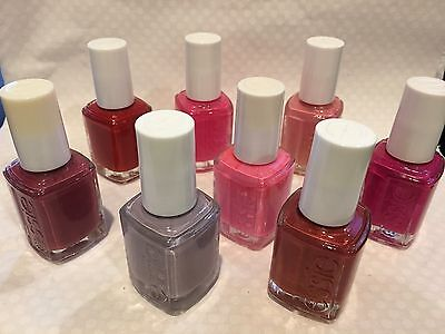 ESSIE - RARE, HARD TO FIND, SOLD OUT, or DISCONTINUED NAIL POLISHES from $12 ii