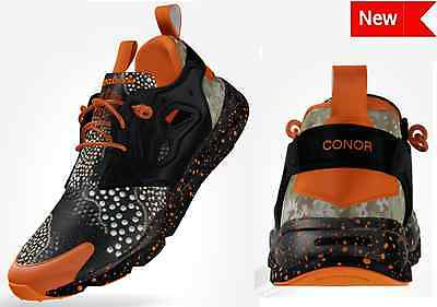 Conor Mcgregor Official Reebok Collection Shoes NEW VERY LIMITED EXCLUSIVE!****