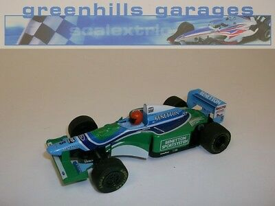 Greenhills Scalextric Benetton Ford No 5 C546 - Used - 18205 ##