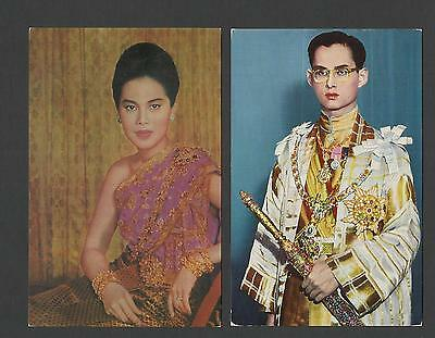THAILAND HOLIDAY  POST CARDS ~ MID 1970s
