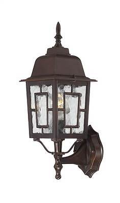 One Light - Outdoor Wall Sconce - Rustic Bronze Finish [ID 180354]