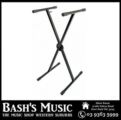 Xtreme KS165 Heavy Duty Keyboard Stand w/ Lever adjustment X Style