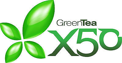 GREEN TEA X50 - SAMPLE PACK of 9 sachets - 1 of each flavour!