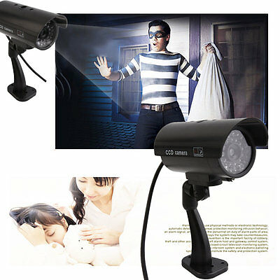 MR-2600 Home Outdoor Security Waterproof High Simulation Surveillance Camera SM