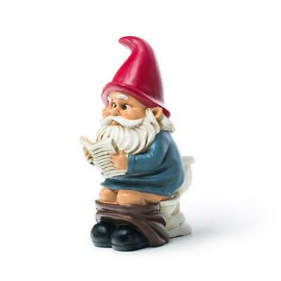 BigMouth Inc Garden Gnome (Gnome On A Throne) Free Shipping!