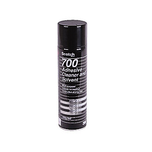 3M 700 Adhesive Cleaner & Solvent - 350g Can x 1 Cans