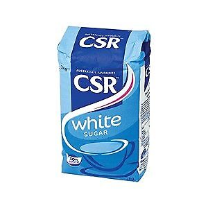 CSR White Sugar 2kg Pack x 6 Packs