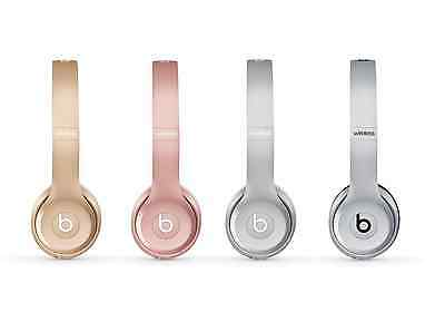 Beats by Dre. Solo2 Wireless Headphones – New, In Box (4 Colours)