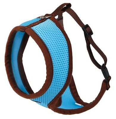 Cat Harness Activ Blue Small Pet Soft Quick Lightweight Kerbl New UK SELLER