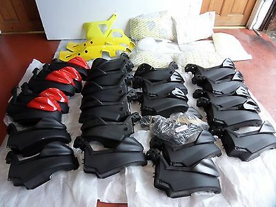 Gilera DNA 50 125 180 98-05 fairing panels job lot to clear BRAND NEW RRP £3,490
