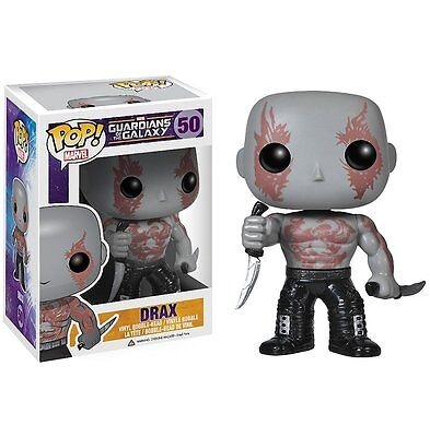Guardians Of The Galaxy Drax Marvel Funko Pop!