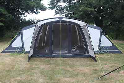 OUTDOOR REVOLUTION AIREDALE 12.0 INFLATABLE AIR TENT  camping 12 berth caravan