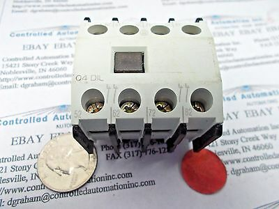 Moller 04 DIL Auxiliary Contact