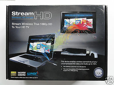 KFA2 Galaxy Stream HD wireless HDMI (WHDI)  streaming kit
