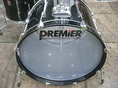 Premier APK 3 Piece Drum Kit - 90's - Great Workhorse Kit - Extra Tom Available