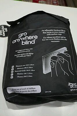 The Gro Company Gro Anywhere Blackout Blind - Brand New