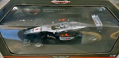 Minichamps 1:18 McLaren F1 Mercedes MP4/15 Mika Hakkinen World Champion