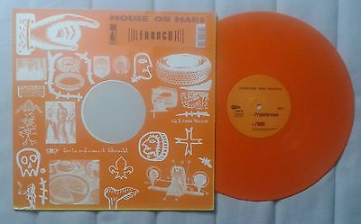 "Mouse on Mars Frosch 12"" Ltd orange vinyl"