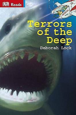 Terrors of the Deep (DK Reads Reading Alone), DK, New