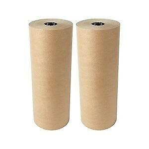 Kraft Wrapping Paper 600mm x 100m x 185gsm x 1 Rolls